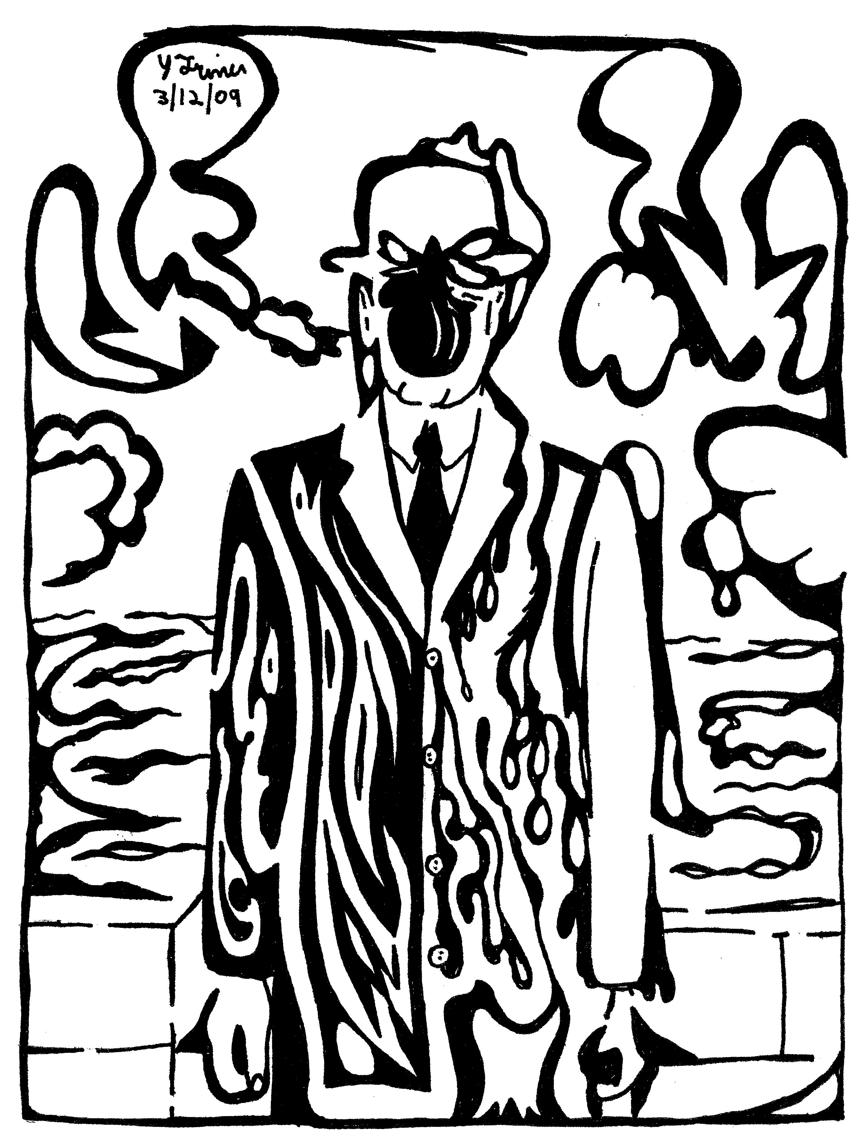 Maze Son of Man Maze