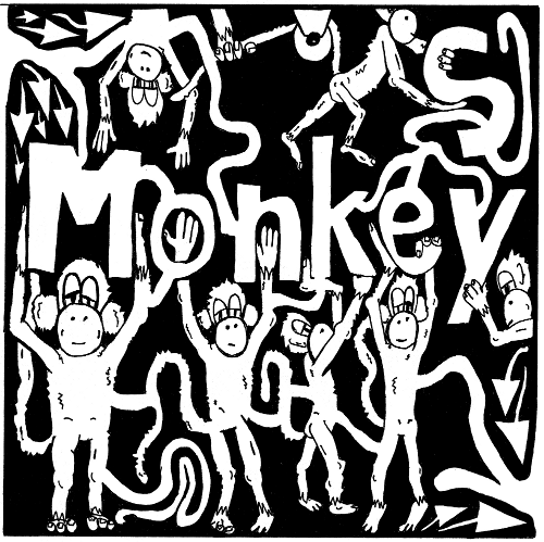 Yonatan Frimer M is for Maze of Monkeys
