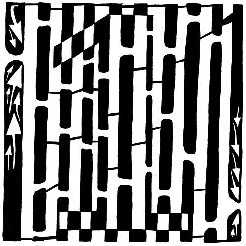 Number 1 Maze