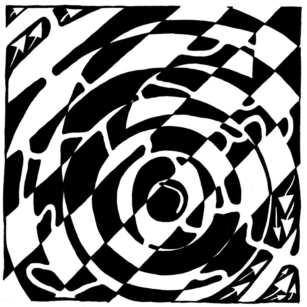 Number Six (6) Maze