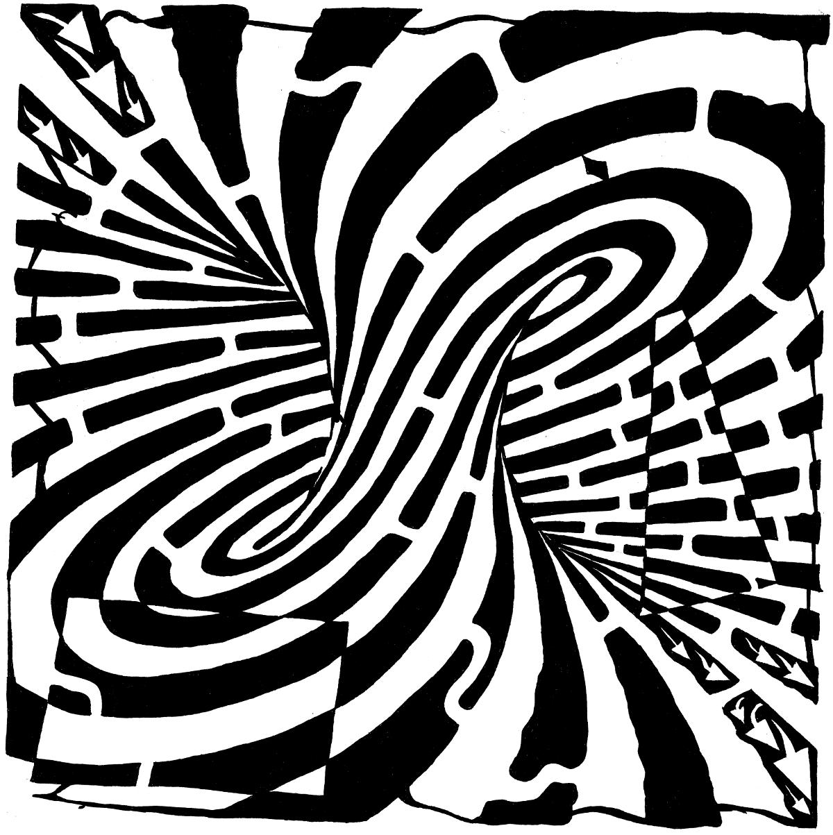 Mobius Strip Maze
